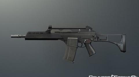 HK G36K (CSO2)