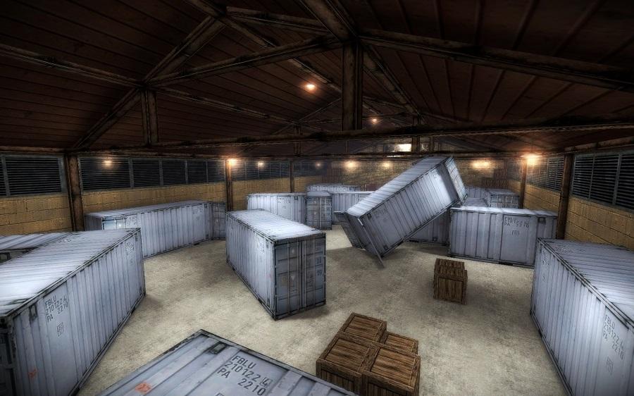 Warehouse games online