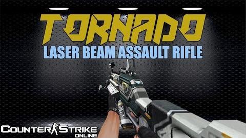 CSO Tornado Review (LASER BEAM ASSAULT RIFLE)
