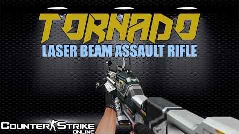 CSO Tornado Review (LASER BEAM ASSAULT RIFLE)