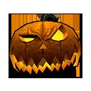 Monster pumpkinhead l