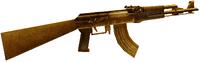 Ak47gold shopmodel