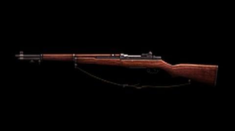CSO CSNZ M1 Garand