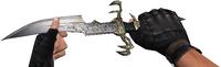 Dragon knife idle model