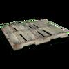 Hide wood pallet001a
