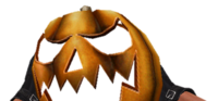Pumpkin viewmodel idle