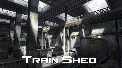 CSO New Map Train Shed (Shotgun Only)