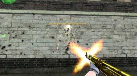 Counter Strike Online-AKM Gold Edition Gameplay HD