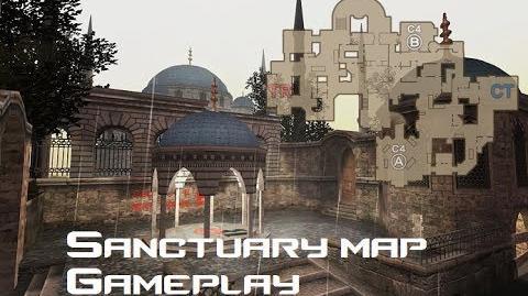 CS Online - Sanctuary map(TDM)
