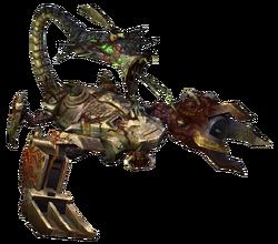 Bio Scorpion V2