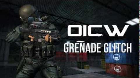 CSO SG OICW Grenade Glitch (Short Version)-0