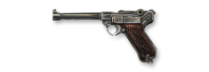 Extra Item - Silver Luger