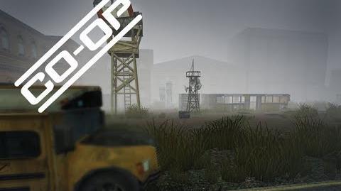 Counter-Strike Online - Zombie Shelter(Co-op) in Dead City