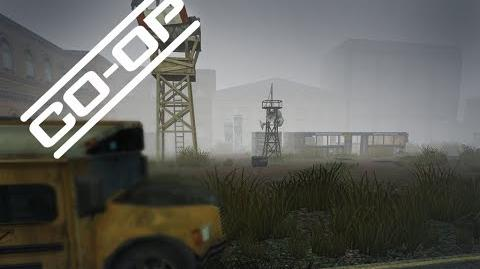 Counter-Strike Online - Zombie Shelter(Co-op) in Dead City