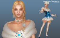 Snow queen helga