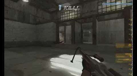 CSO Korea - M1918 BAR Gameplay M1918 白朗寧 武器測試 2014 09 19