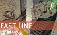 Map fastline zom