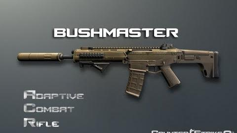 CS Online 2 - Bushmaster ACR rifle(upcoming D-DAY update)