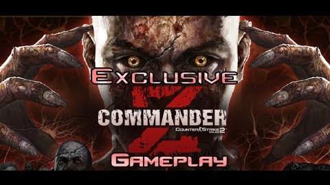Counter-Strike Online 2 Commander-Z Gameplay(Zombie)