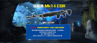 M14ebr poster china