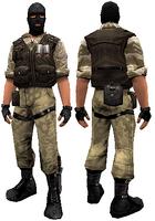 Terror model