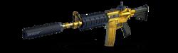 M4a1 gold b