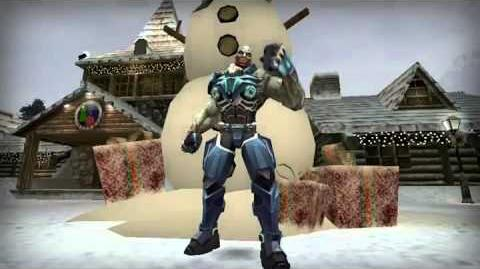 Counter-Strike Online - Storm Giant Warhammer, JANUS-7 Xmas & Z-Noid Update - China Official Trailer
