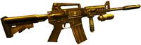 M4a1gold shopmodel