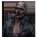 Zombie man run 04 l