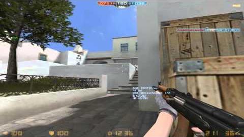 Counter-Strike Online AK-74U Gameplay