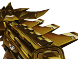 Transcendent Red Dragon Cannon Gold