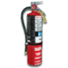 Hide fire extinguisher