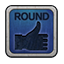 Round clear