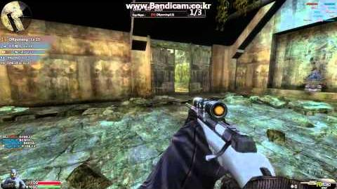 Counter Strike Online2 - FGT new map Aztec