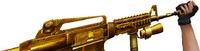 M4a1gold add silencer