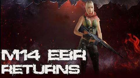 M14 EBR Returns (Counter-Strike Online Incoming Updates)