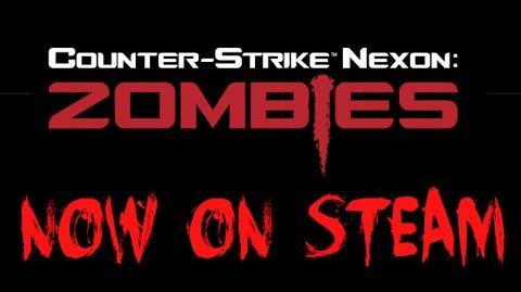 Counter-Strike Nexon Zombies gameplay