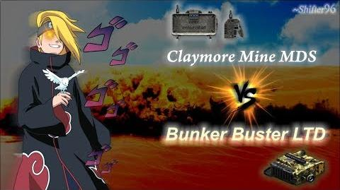 CSO CSN Z-Weapon Review Claymore Mine MDS vs Bunker Buster LTD