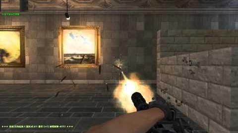 槍枝解析:真‧火神機槍 直接射擊