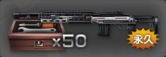 Super rifle M14 EBR Package
