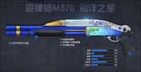 M870cobalt poster china