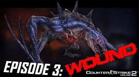 CSO2 Zombie Crush Episode 3 - WOUND
