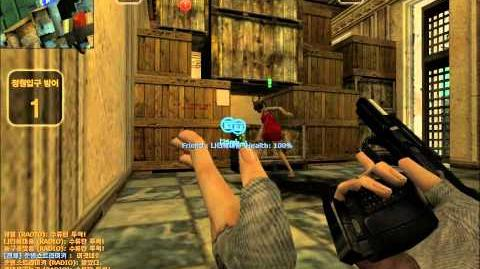 CSO Counter Strike Online Zombie Escape Mode Play-0