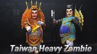 CSO Taiwan Heavy Zombie Skin Preview!