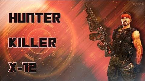 CSO CSN Z-Weapon Review Hunter Killer X-12