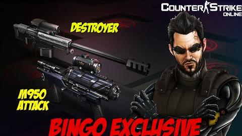 Destroyer Complete Review (Counter-Strike Online)