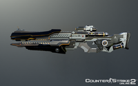 M99 railgun black