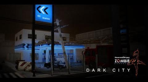 Counter-Strike Online Zombie Darkness - Dark City Gameplay