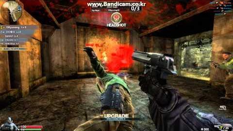 Counter Strike Online2- Focus Group Test 카운터 스트라이크 온라인2 2차 FGT 건팀 3 신맵 아즈텍 동영상