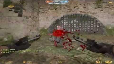 CSO TW HK - Dual Uzi w Zombie Bot